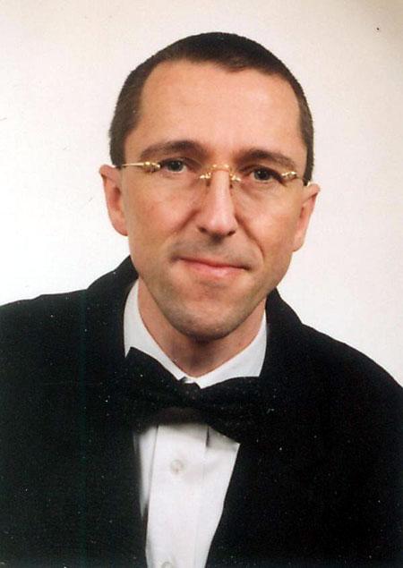 Prof. Dr. Michael Maria Rind (Foto: Privat)