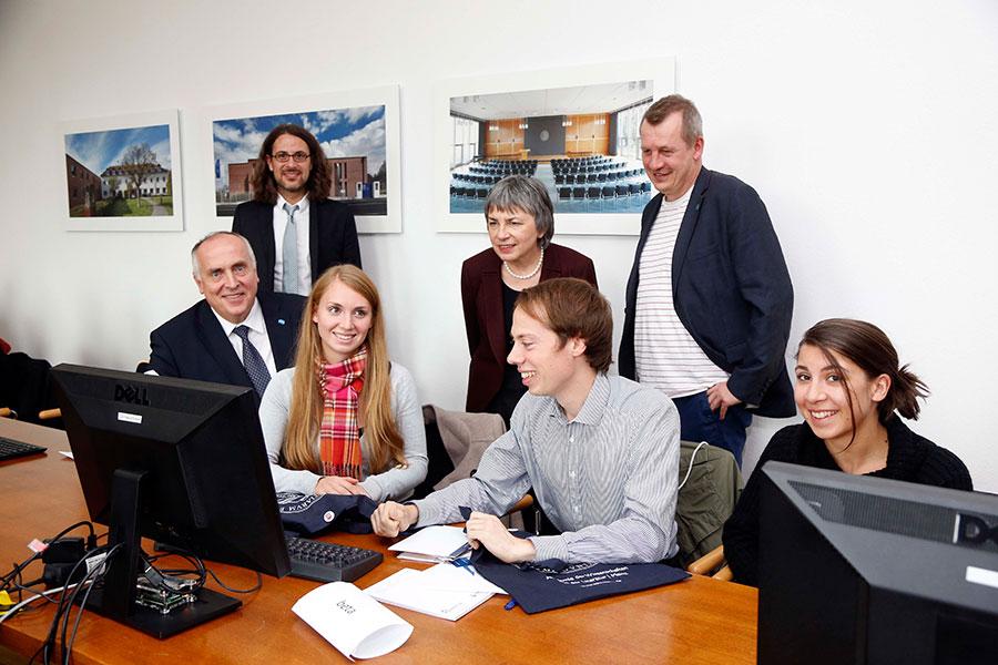 Start des hochschulübergreifenden Masterstudiengangs »Digitale Methodik in den Geistes- und Kulturwissenschaften«