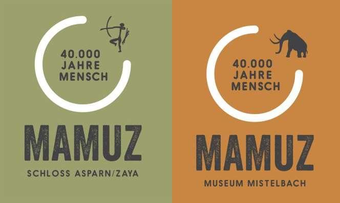 Die neuen MAMUZ-Logos