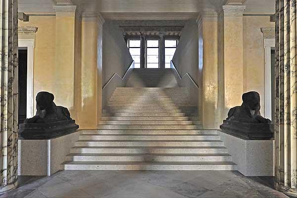 Vestibül (© Staatliche Museen zu Berlin, Foto: Achim Kleuker)