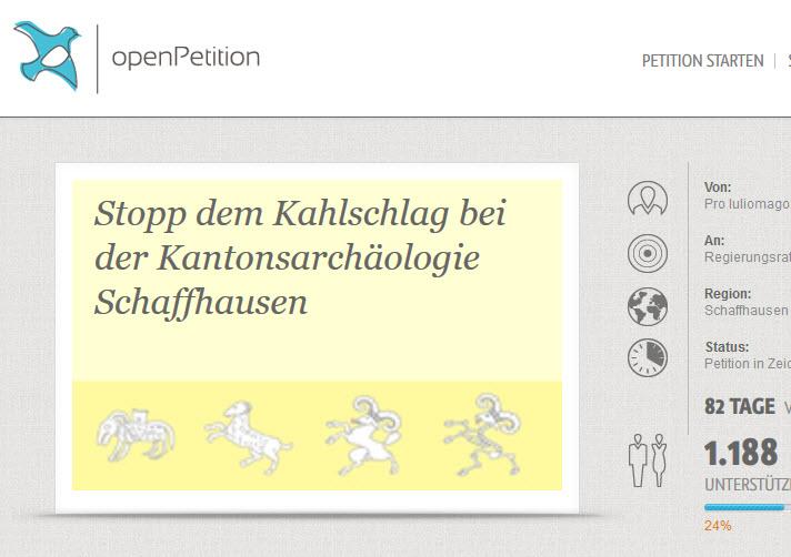 Petition bei openpetition.de