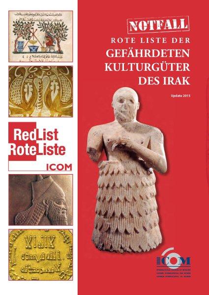 Cover der deutschen Übersetzung der Emergency Red List