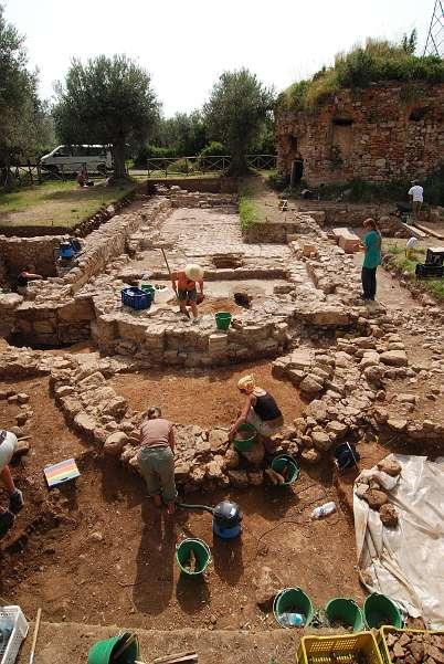 Die Geschichte eines sizilianischen Landguts ist in Stein geschrieben