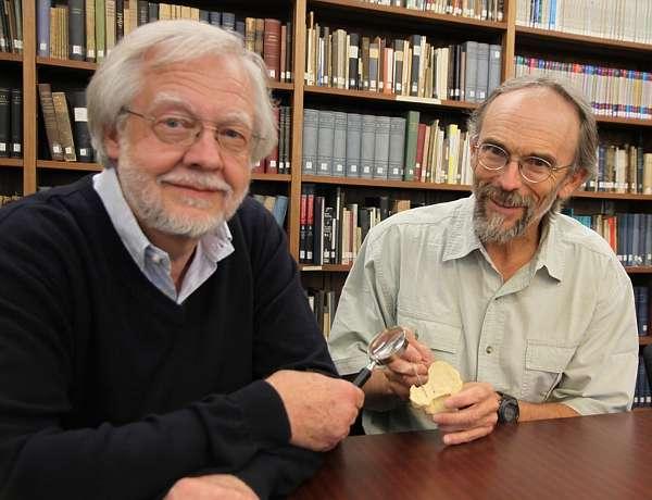 Prof. Dr. Dr. Michael Schultz und Prof. John Kappelmann