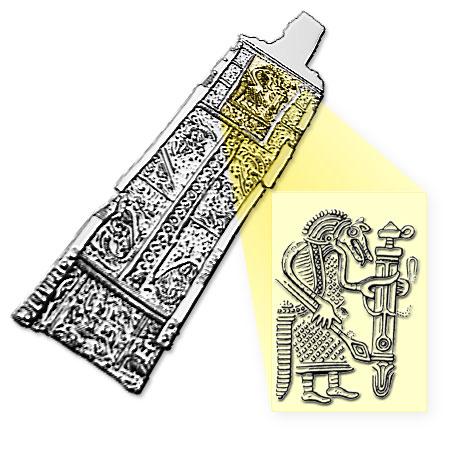 Schwertscheide von Gutenstein