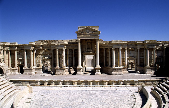 Palmyra: Theater