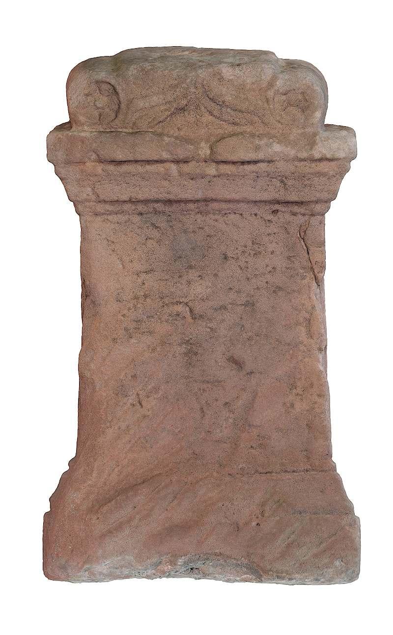 Römischer Altar vom Kastell Haselburg